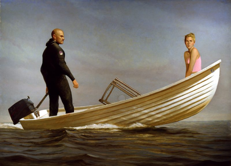 Bo Bartlett Going Out
