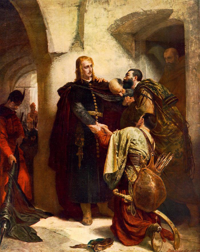 ladislaus painting