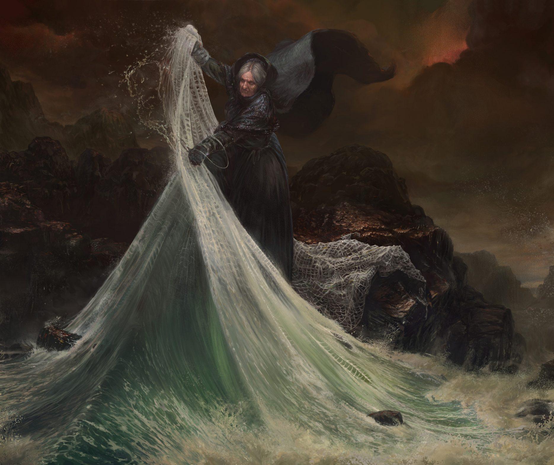 Adrien Amilhat painting