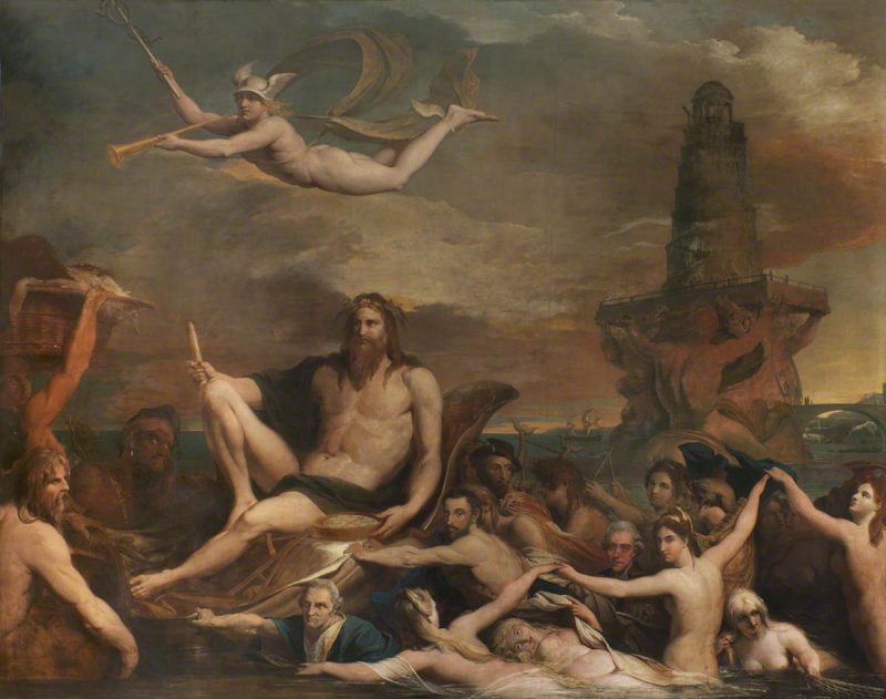 James Barry painting