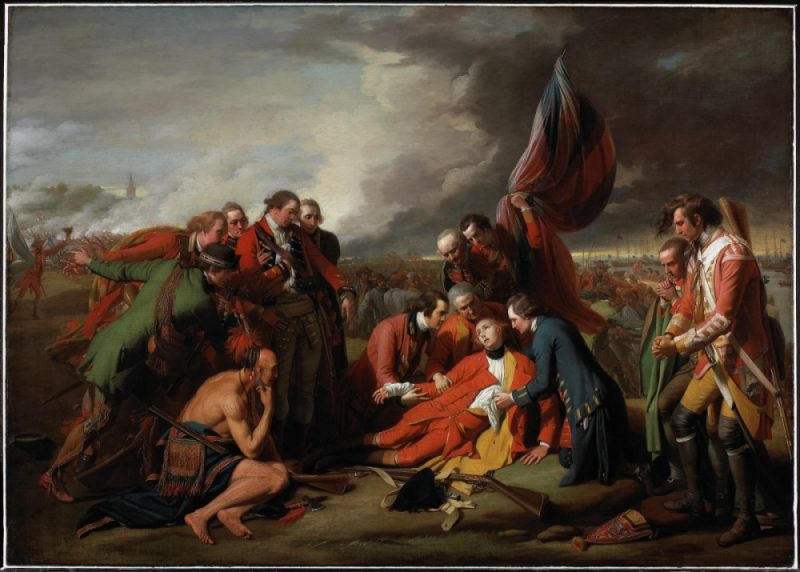 benjamin west painting