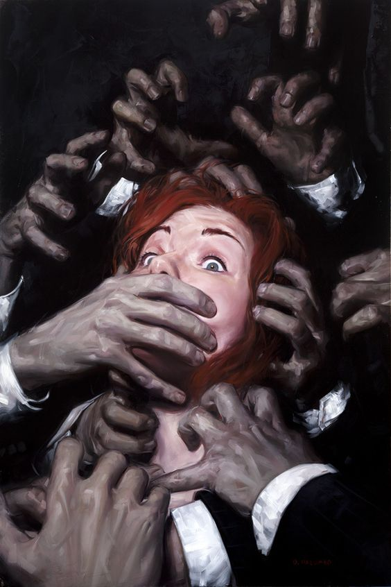 David Palumbo painting