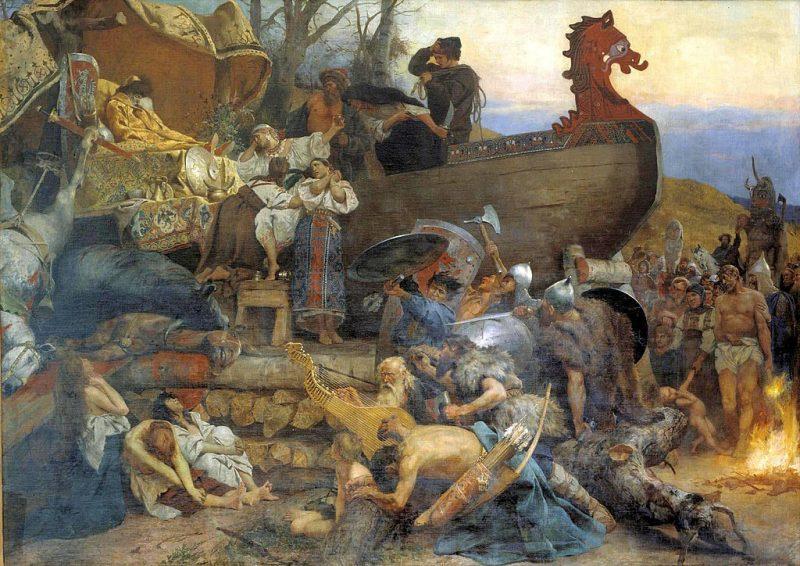 Henryk Siemiradzki painting