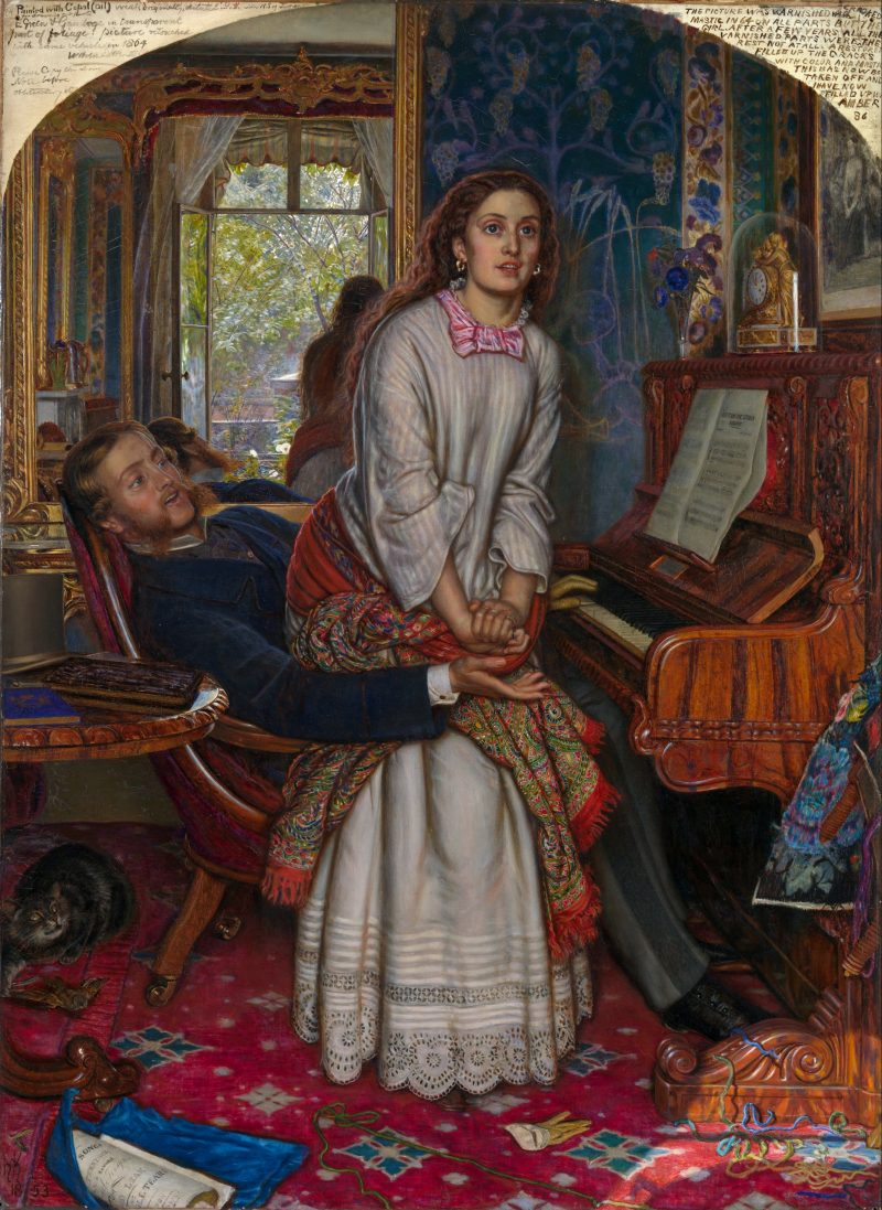 Holman Hunt painting