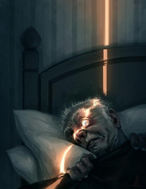 Andrew Mar illustration