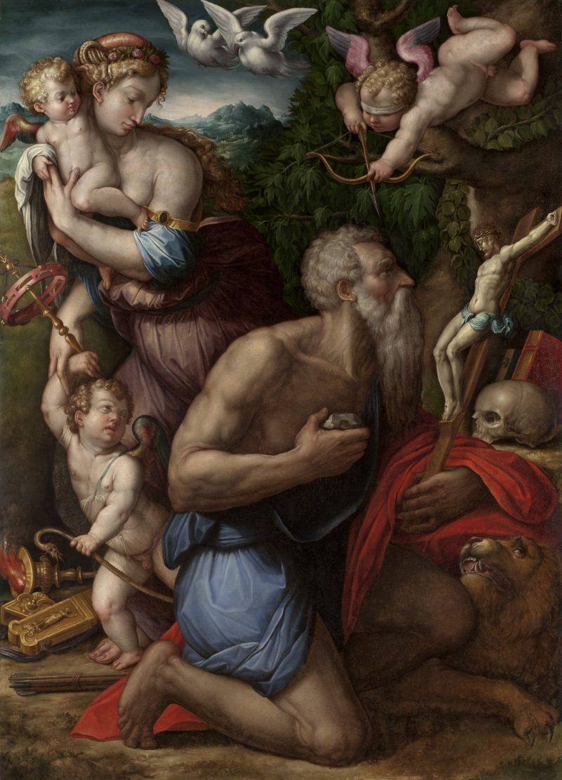 Vasari painting